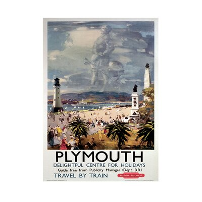"Art Group Plymouth ""1"" Vintage Advertisement"