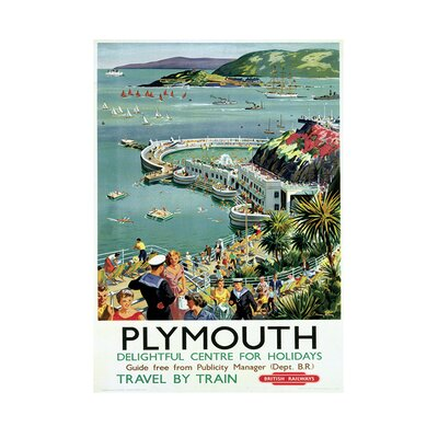 """Art Group Plymouth """"2"""" Vintage Advertisement"""