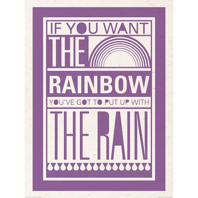 Art Group Rainbow by Sarah Winter Typography