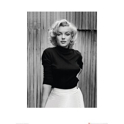 Art Group Marilyn Monroe by Time Life Photographic Print