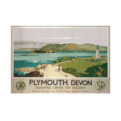 "Art Group Plymouth ""3"" Vintage Advertisement"