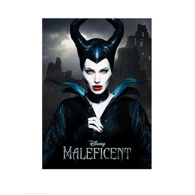 Art Group Maleficent Dark Vintage Advertisement