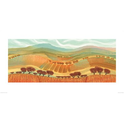 Art Group Hawthorn Edge by Rebecca Vincent Graphic Art