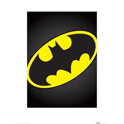 Art Group DC Comics Batman Symbol Graphic Art