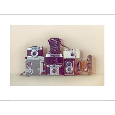 Art Group Camera Collection by Ian Winstanley Photographic Print
