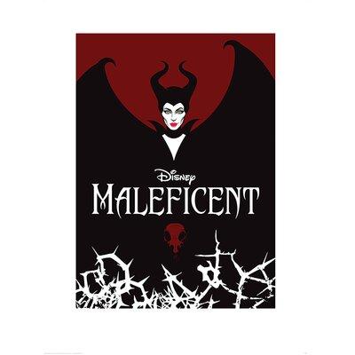 Art Group Maleficent Wings Vintage Advertisement