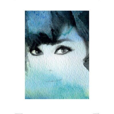 Art Group Lady by Irena Orlov Art Print