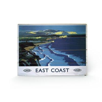 Art Group East Coast Graphic Art Plaque