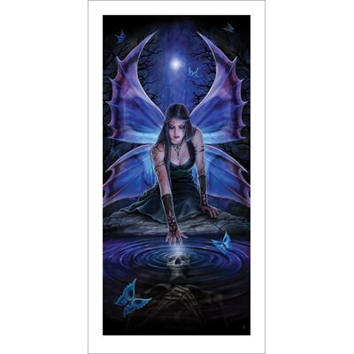 Art Group Immortal Flight by Anne Stokes Graphic Art