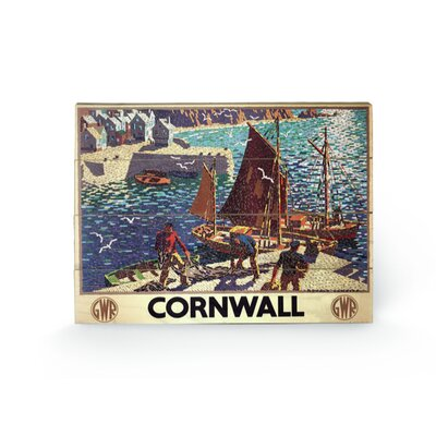 Art Group Cornwall #9 Graphic Art Plaque