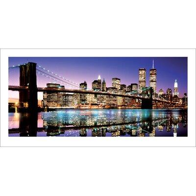 Art Group Brooklyn Bridge Photographic Print