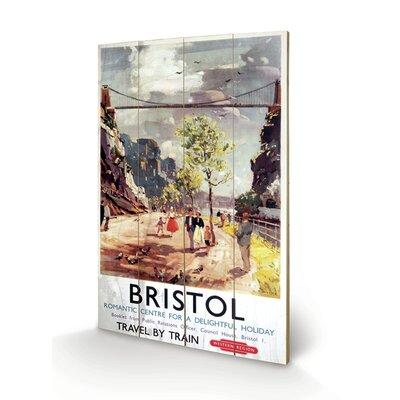Art Group Bristol Vintage Advertisement Plaque