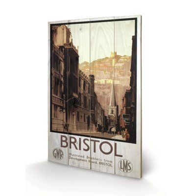Art Group Bristol Vintage Advertisement Plaque