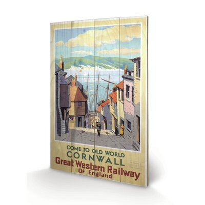Art Group Cornwall #1 Vintage Advertisement Plaque