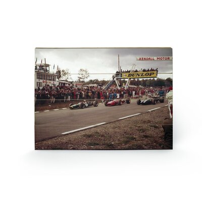 """Art Group Monaco """"11"""" Photographic Print Plaque"""