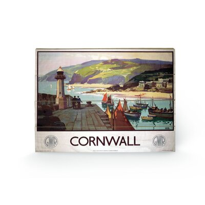 Art Group Cornwall #2 Graphic Art Plaque