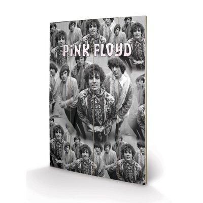 Art Group Pink Floyd, Piper Vintage Advertisement Plaque