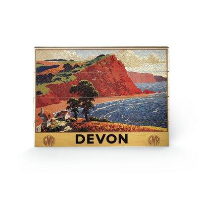 Art Group Devon #1 Vintage Advertisement Plaque