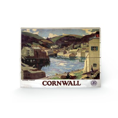 Art Group Cornwall #3 Graphic Art Plaque