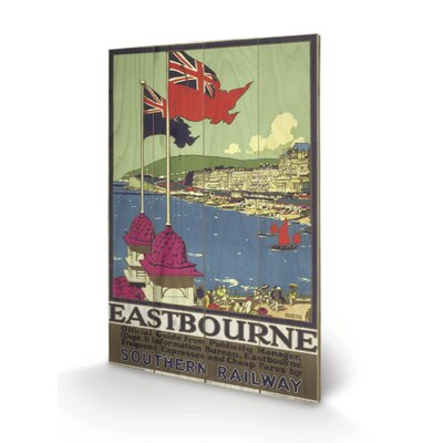 Art Group Eastbourne #1 Vintage Advertisement Plaque
