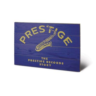 Art Group Prestige Logo Graphic Art Plaque