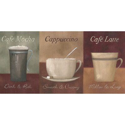Art Group Cafe by Mandy Pritty Canvas Wall Art