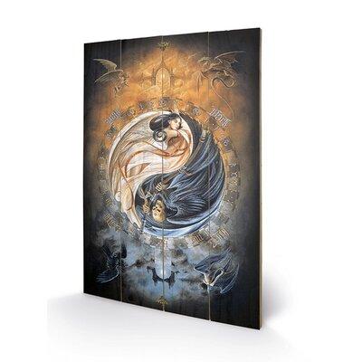 Art Group Virsus Doctrinus by Alchemy Graphic Art Plaque