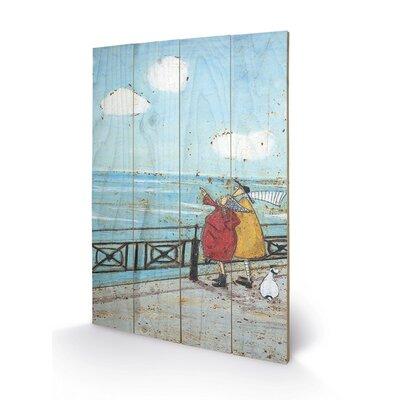 Art Group Her Favourite Cloud by Sam Toft Art Print Plaque