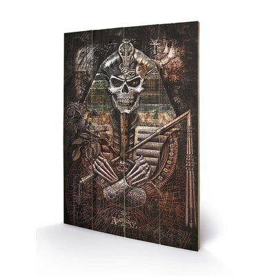 Art Group Zombie Juice by Alchemy Graphic Art Plaque