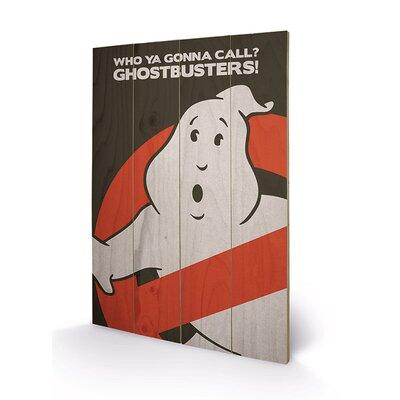 Art Group Ghostbusters, Logo Vintage Advertisement Plaque