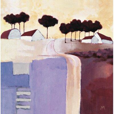 Art Group The Barn by Derek Melville Canvas Wall Art