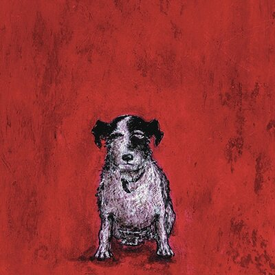 Art Group Small Dog by Sam Toft Canvas Wall Art