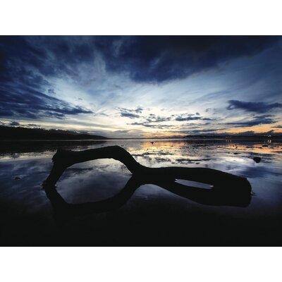 Art Group Beach Reflection by Marina Cano Canvas Wall Art