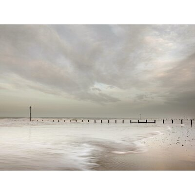 Art Group And Beyond the Shore by Ian Winstanley Canvas Wall Art