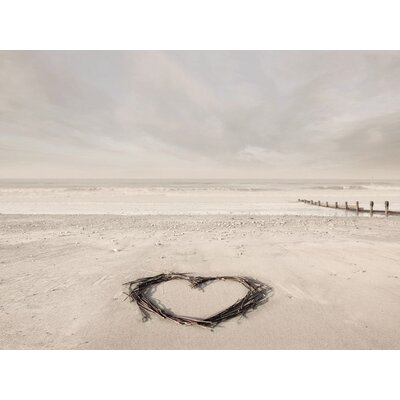 Art Group Love Goes On Forever by Ian Winstanley Canvas Wall Art