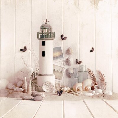 Art Group Coast Collection by lan Winstanley Canvas Wall Art