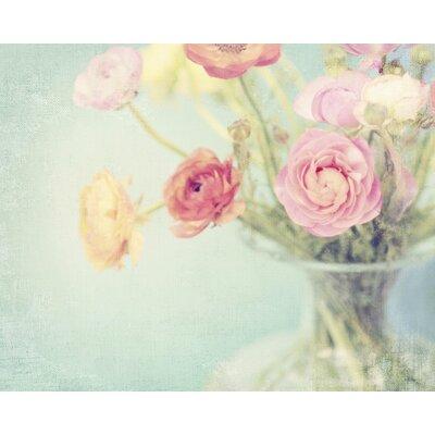 Art Group Spring Pastels by Shana Rae Canvas Wall Art