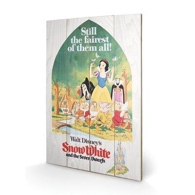 Art Group Snow White Still The Fairest Vintage Advertisement Plaque