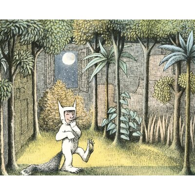 Art Group A Forest Grew by Maurice Sendak Vintage Advertisement Canvas Wall Art
