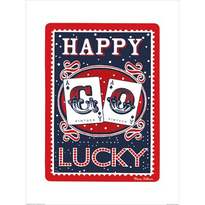 Art Group Happy Go Lucky by Mary Fellows Graphic Art