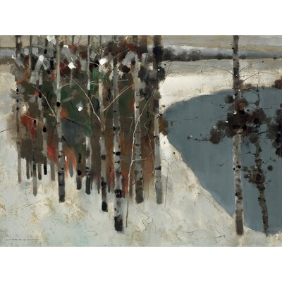 Art Group Birch Trees by Law Wai Hin Canvas Wall Art