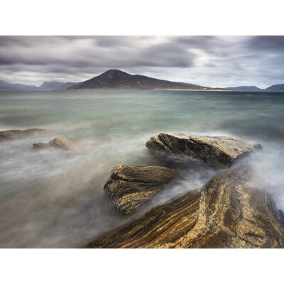 Art Group Harris from Taransay, Outer Hebrides by Lee Frost Canvas Wall Art