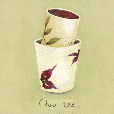 Art Group Chai Tea by Nicola Evans Canvas Wall Art