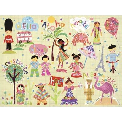 Art Group Aloha by Rachel Taylor Canvas Wall Art