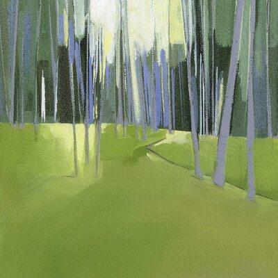 Art Group Italian Trees II by Charlotte Jordan Canvas Wall Art
