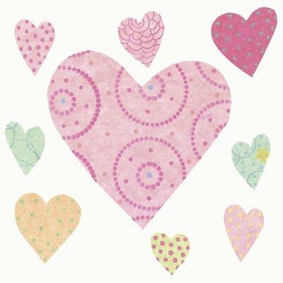 Art Group Lots of Love by Rachel Taylor Canvas Wall Art