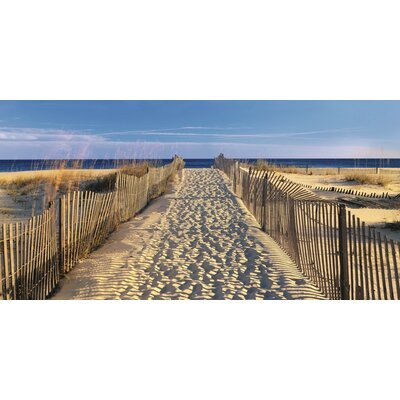 Art Group Pathway to the Beach by Josef Sohm Canvas Wall Art