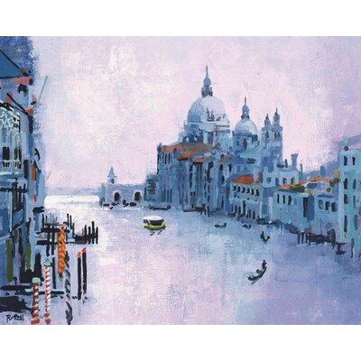 Art Group Grand Canal, Venice by Colin Ruffell Canvas Wall Art