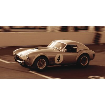 Art Group AC Cobra 1962 by Ben Wood Canvas Wall Art