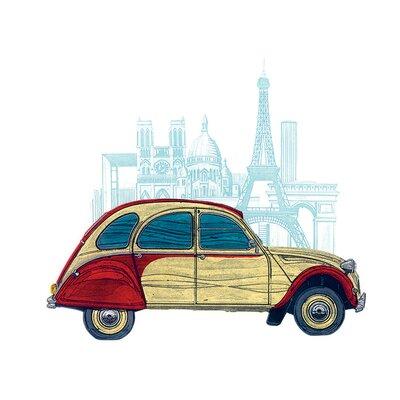 Art Group CV Paris by Barry Goodman Canvas Wall Art